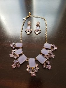 Kate Spade New York Glitzy Spritz Statement Necklace & Earrings