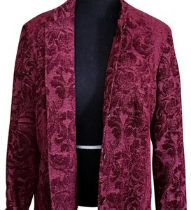 Coldwater Creek Coldwater Creek Tapestry-textured jacket