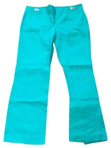 New York & Company Boot Cut Pants teal