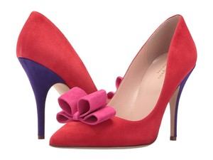 Kate Spade 8 Red Pumps