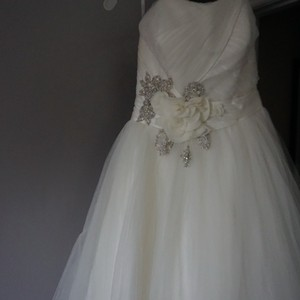 Oleg Cassini Traditional Wedding Dress Wedding Dress