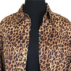 Ralph Lauren Top leopard