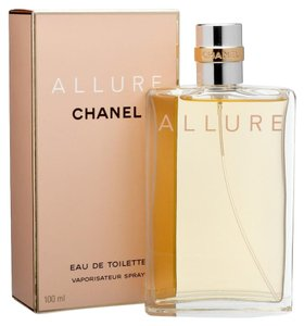 Chanel CHANEL ALLURE Eau de Toilette - 3.4 fl oz. / 100 mL