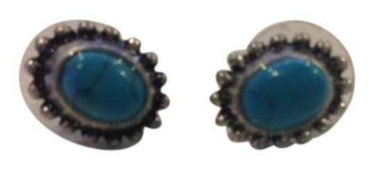 Preload https://item4.tradesy.com/images/turquoise-sterling-silver-earrings-207008-0-0.jpg?width=440&height=440