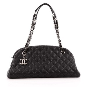 Chanel Caviar Mademoiselle Shoulder Bag