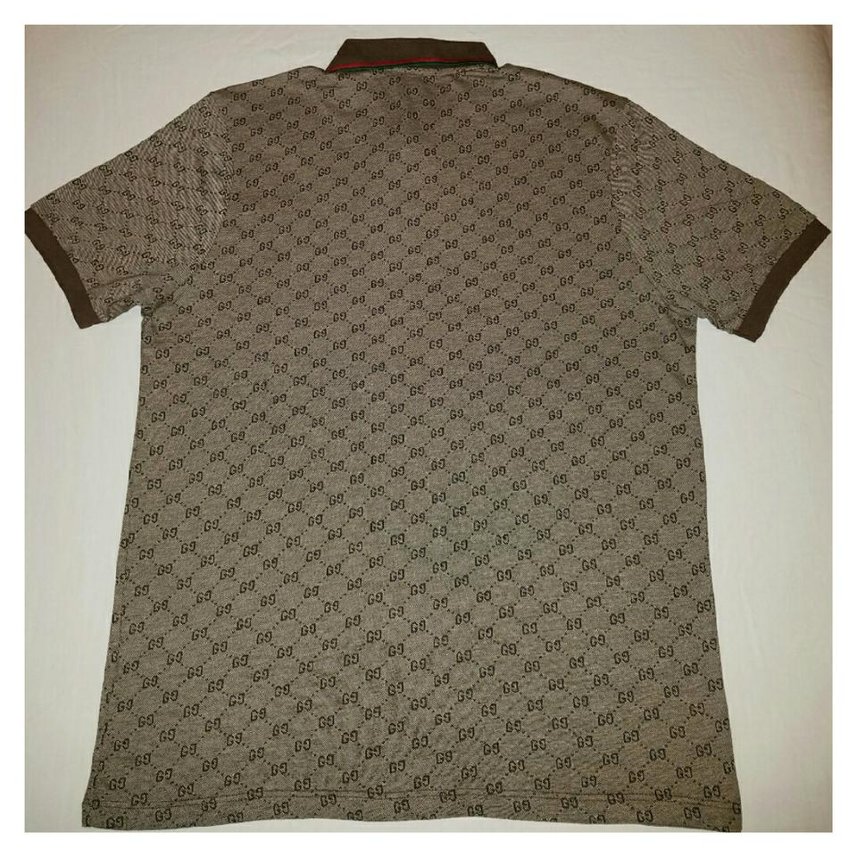 baeec24d Brown Gucci Polo Shirts - DREAMWORKS