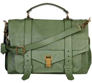 Proenza Schouler Proenza Ps1 Satchel in Green