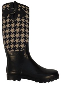 Banana Republic Houndstooth Boots