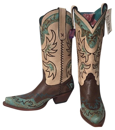 Preload https://item4.tradesy.com/images/tony-lama-vaquero-collection-leather-inlay-cassidy-cowboy-bootsbooties-size-us-85-regular-m-b-20701258-0-1.jpg?width=440&height=440