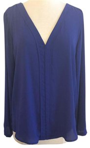 Veronica M M Nwt Nwot Top Blue