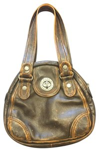 Marc by Marc Jacobs Leather Posh Handbag Shoulder Bag