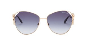 Roberto Cavalli Roberto Cavalli Semi Cat Eye Hatysa Oversized RC897S Sunglasses