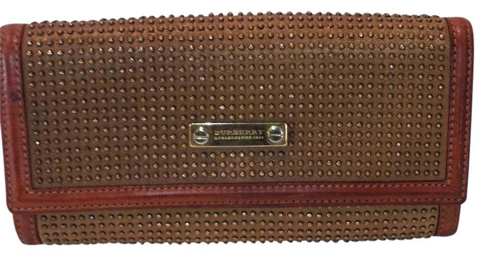 674d913cb2d8 Burberry Authentic Burberry Studded Leather Wallet ...