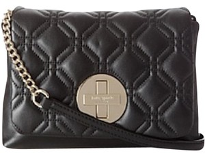 Kate Spade Quilted Classic Staple Investment Cross Body Bag