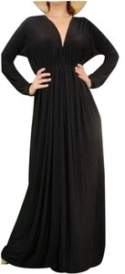 Boutique 9 Maxi Black Dress