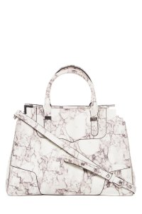 Rebecca Minkoff Satchel in Off White