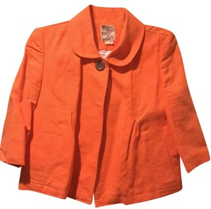 Tulle orange Jacket