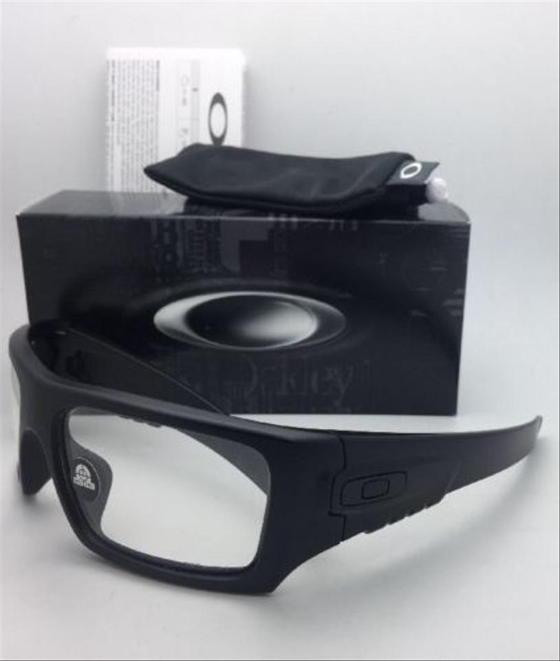 5a015ffc1c OAKLEY INDUSTRIAL DET-CORD Safety glasses OO9253-07 Black w ANSI Z87.