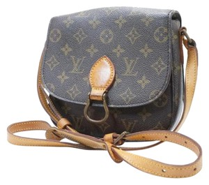 Louis Vuitton Saint Cloud Cross Body Bag