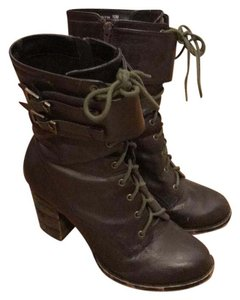 Chinese Laundry Dark Brown Boots