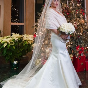 Mon Cheri Berger Collection By Mon Cheri - Gorgeous Veil