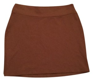 Susana Monaco Mini Mini Skirt tan