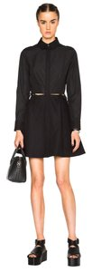 Alexander Wang short dress Black Iro Helmut Lang Alice Olivia Elizabeth James Zimmermann on Tradesy