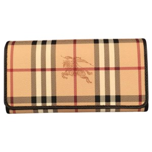 Burberry Haymarket Check Wallet