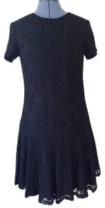CeCe by Cynthia Steffe short dress Black Lace on Tradesy