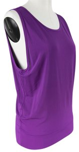 Helmut Lang Nwt Tank Top Purple