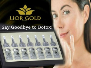 Lior Gold Rapid Response Advanced 7 Days Anti-wrinkle Treatment