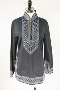 Elizabeth McKay Embroidered Tunic