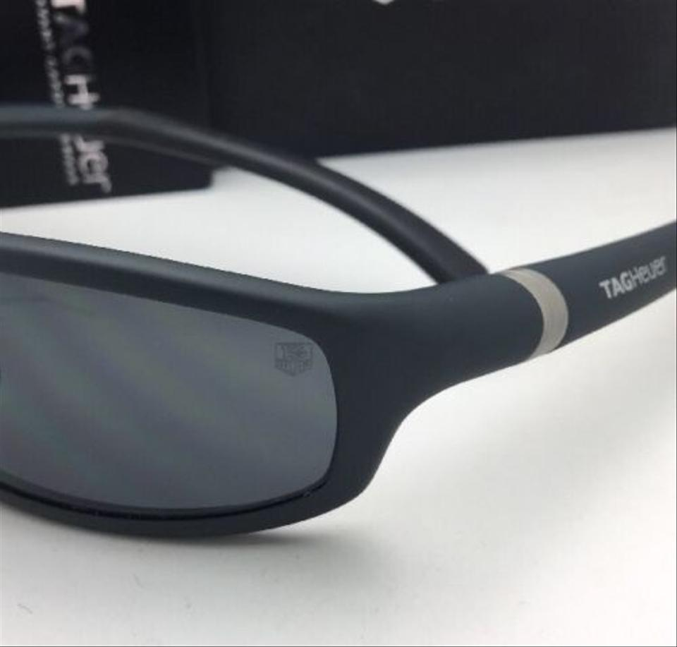 73e0bd2150c4 TAG Heuer New TAG HEUER Sunglasses 27 Degrees TH 6008 004 59-17 Blue-.  1234567891011