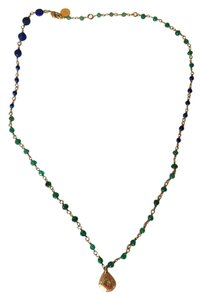 Stella & Dot Stella & Dot La Folie Necklace-Green