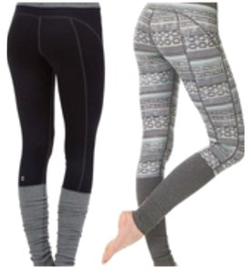 Sweaty Betty to the beat dance reversible leggings