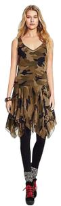 Ralph Lauren short dress Camo on Tradesy