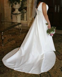 David's Bridal Unknown Wedding Dress