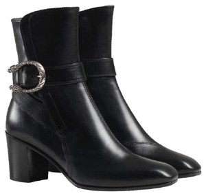 Gucci Dionysus Ankle Tiger black Boots