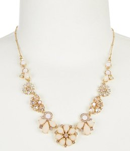 Kate Spade At First Blush Collar Necklace