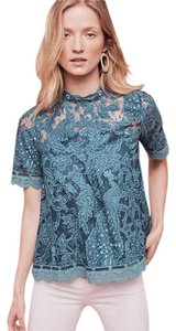 HD in Paris Anthropologie Lace 2 Top