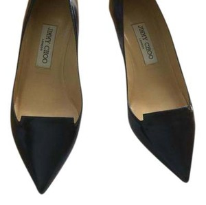 Jimmy Choo mettalic Pumps
