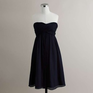 J.Crew Newport Navy Taryn Dress
