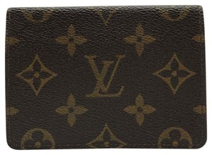 Louis Vuitton Credit Card Wallet