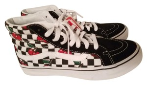 Vans Sk8-hi Cherry Cherry Checkered Athletic