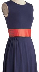 Modcloth short dress Navy Blue on Tradesy