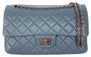 Chanel Quilted Leather Aged Classic Boy Shoulder Bag