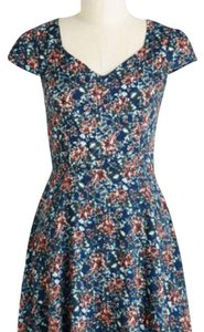 Modcloth short dress Navy on Tradesy