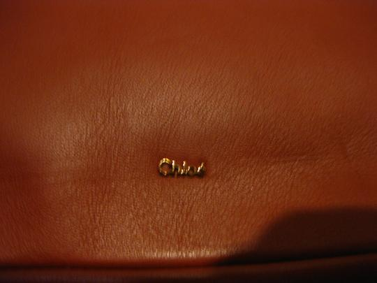Chloé CHLOE LEATHER IPAD POUCH BAG CASE COVER *ZIP AROUND* NWOT Image 1