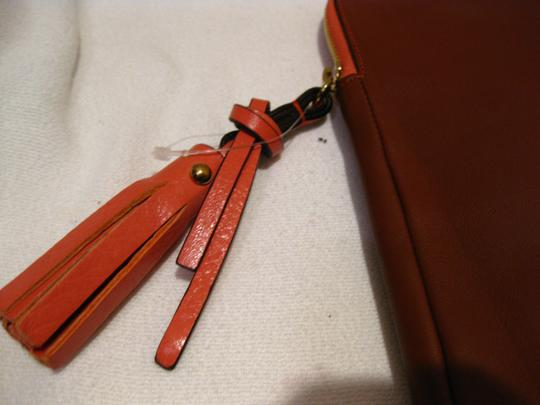 Chloé CHLOE LEATHER IPAD POUCH BAG CASE COVER *ZIP AROUND* NWOT Image 3