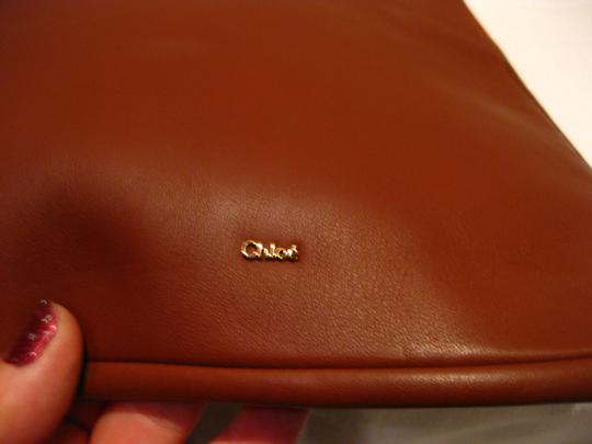 Chloé CHLOE LEATHER IPAD POUCH BAG CASE COVER *ZIP AROUND* NWOT Image 5